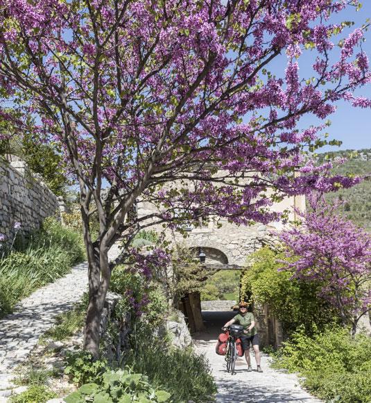 Brantes, village du Ventoux