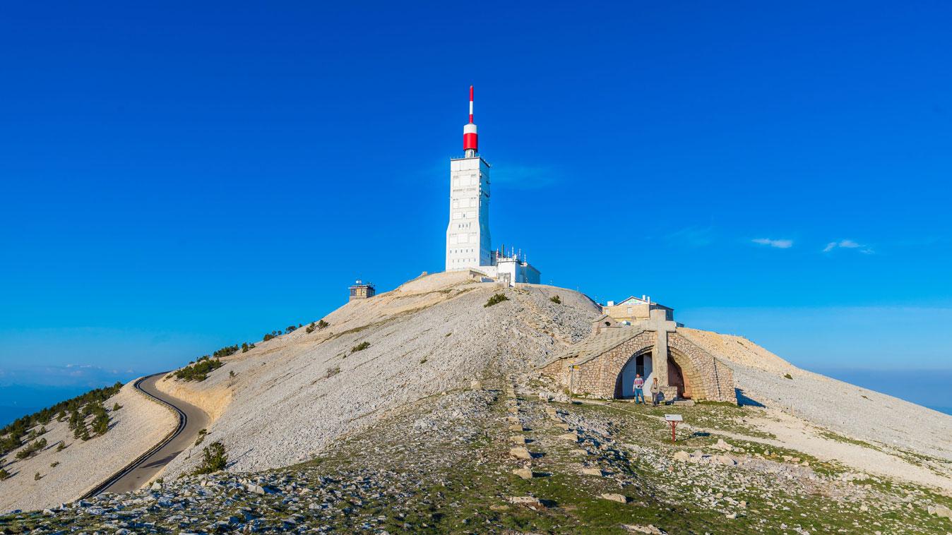 Mont Ventoux © Verneuil Teddy