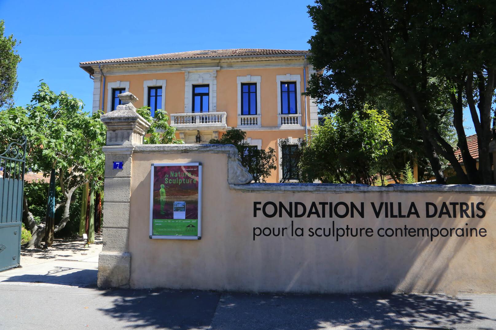 Die Villa Datris