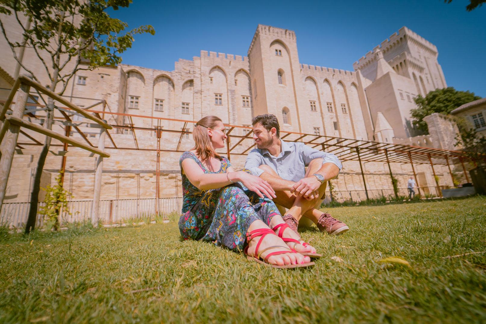 Avignon für Verliebte