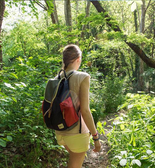 Wanderung zu den Bories ©COQUARD M