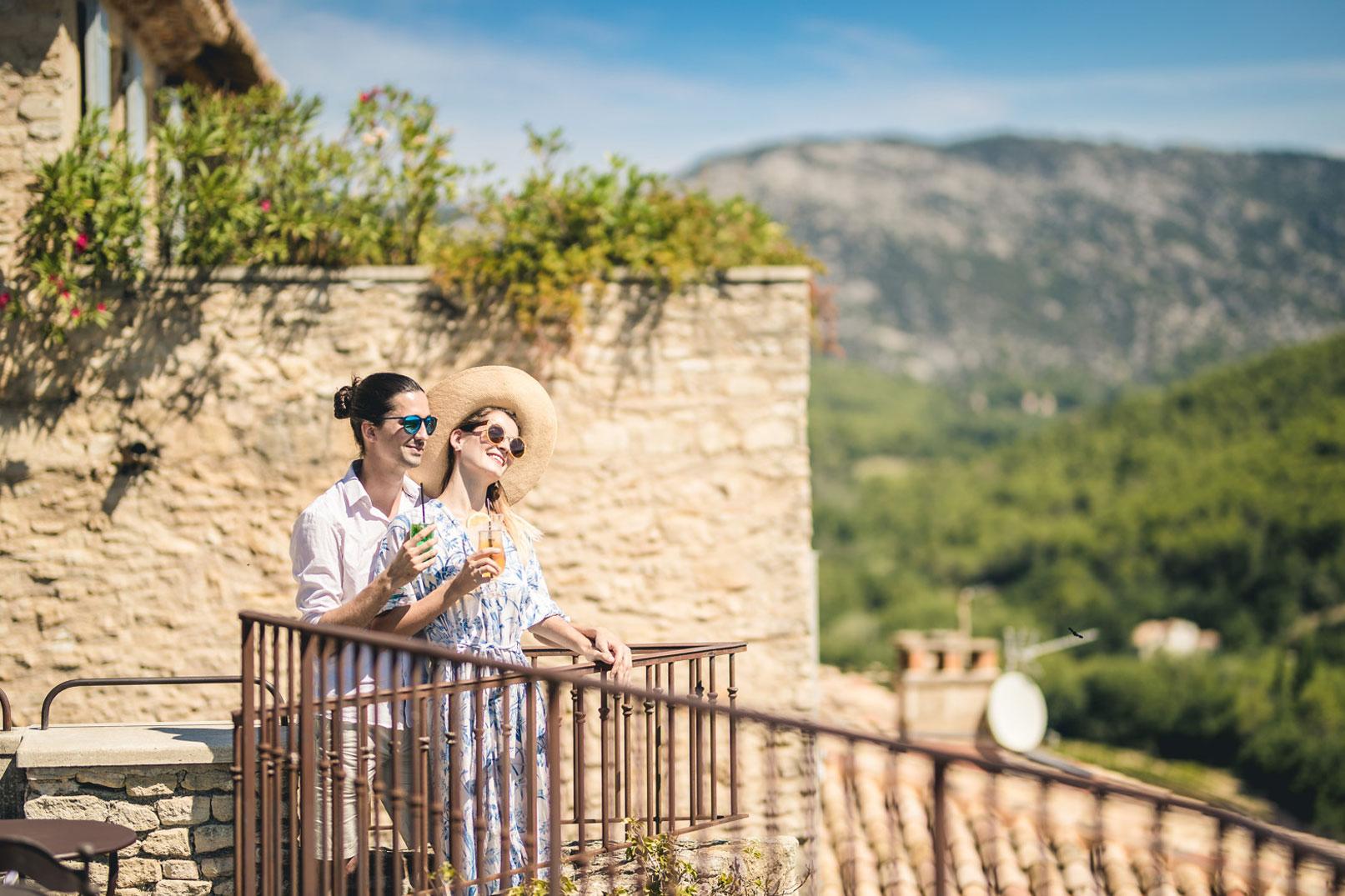 Vie de château en Provence @ O'Brien