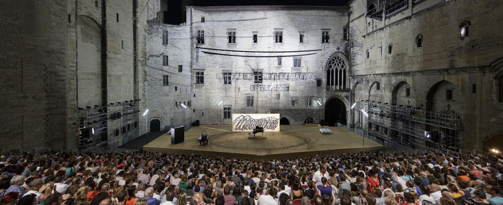 Das Festival von Avignon © Raynaud-de-Lage-Rayneud-de-Lage
