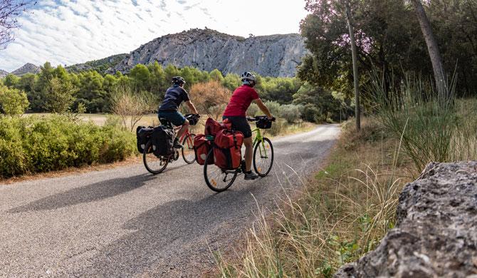 Rad-Touren Provence @ Rathay