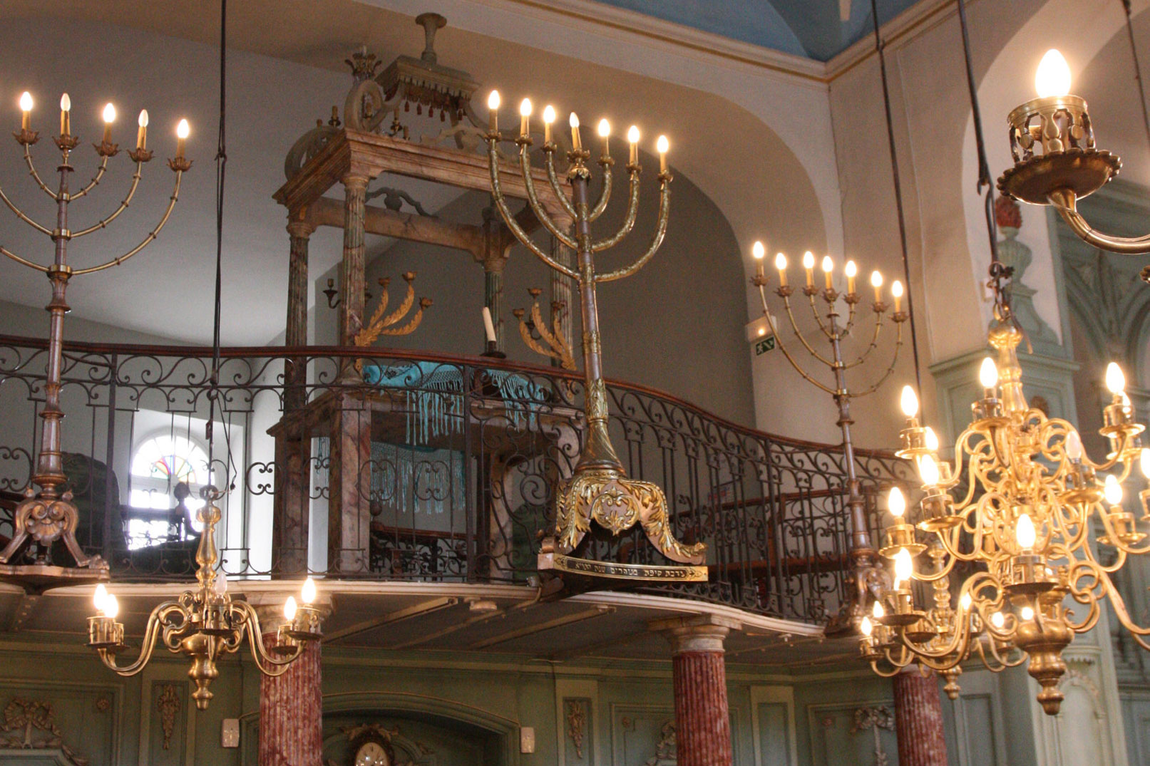 Synagogue de Carpentras @ Hocquel A.