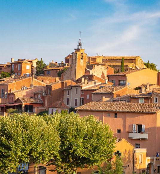 Roussillon - Luberon