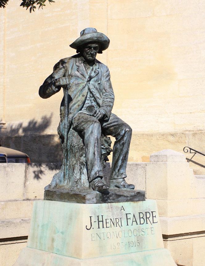 Harmas von Jean-Henri Fabre.