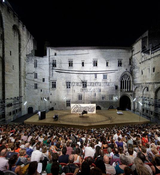 Das Festival von Avignon