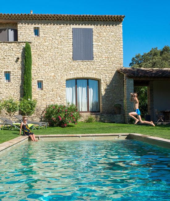 Schwimmbäder des Vaucluse