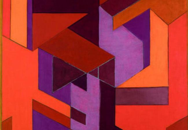 Die verstreuten Werke von Vasarely