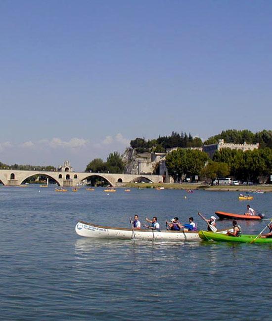 Freizeitaktivitäten Provence