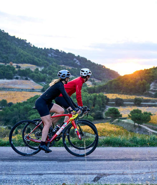 Radfahren - Provence